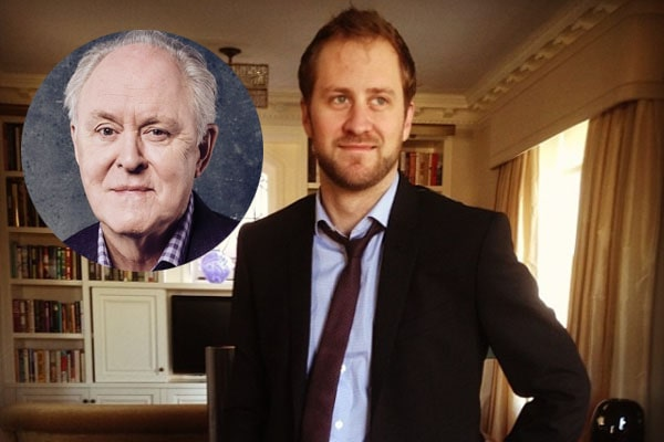 John Lithgow's son Nathan Lithgow