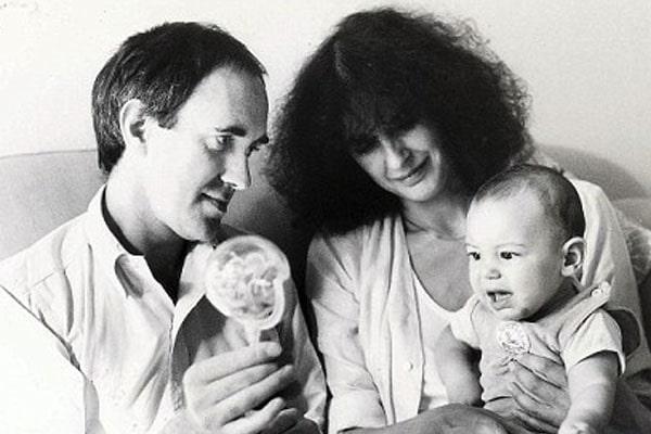 Jonathan Pryce's son Patrick Pryce