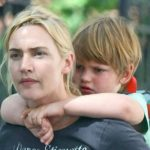 Kate Winslet's son Joe Mendes