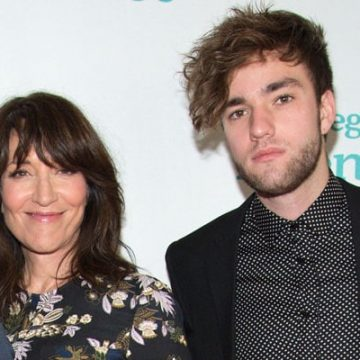 Katey Sagal's Son Jackson James White Has Definitely Inherited His Parent's Good Looks