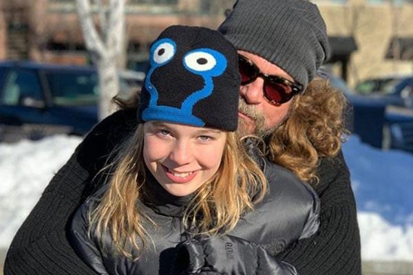 Katey Sagal's daughter Esme Louise Sutter