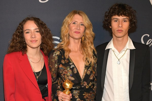 Laura Dern's daughter Jaya Harper