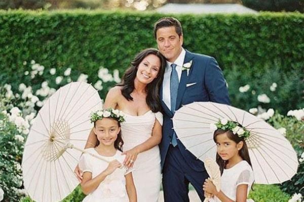 Liz Cho's daughter Liz Cho's daughter Lisa Simone Gottlieb