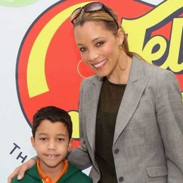 Meet J. Brandon Rodriguez – Photos Of Michael Michele's Son With Jimmy Rodriguez