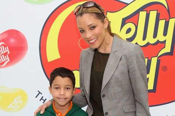 Michael Michele's son J. Brandon Rodriguez