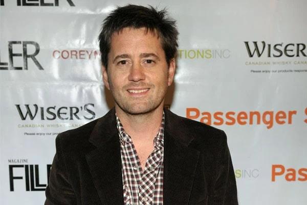 Molly Parker's ex-husband Matt Bissonnette