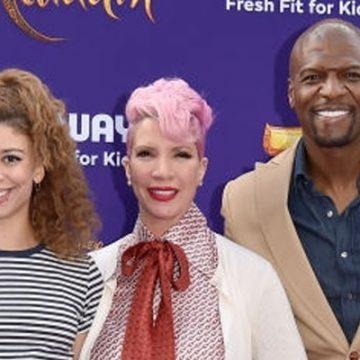 Rebecca King-Crews' Daughter Naomi Burton-Crews, Also Has A Child