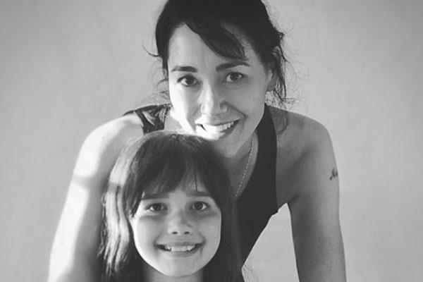 Sandrine Holt's daughter Nicolette Huff