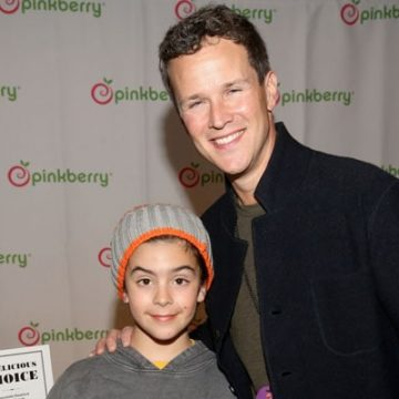 Meet Mischa Weinger – Photos Of Scott Weinger's Son With Wife Rina Mimoun