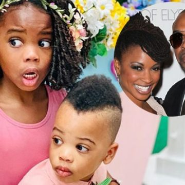 Meet Shanola Hampton's Children Cai MyAnna Dukes And Daren O.C. Dukes