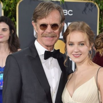 Meet Sophia Grace Macy – Photos Of William H. Macy's Daughter With Wife Felicity Huffman