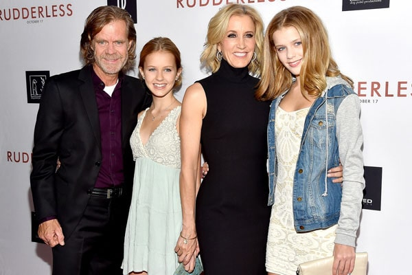 William H. Macy's Daughter Sophia Grace Macy