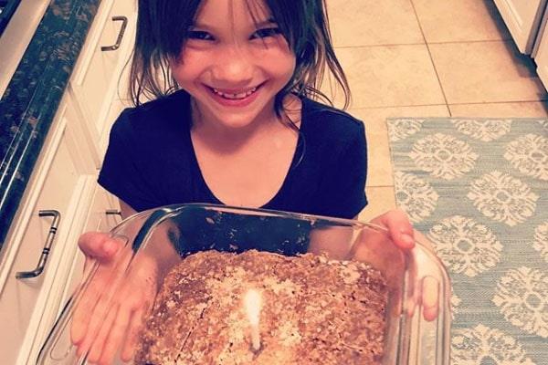 Steve Hart's daughter Ada Belle Ray Hart