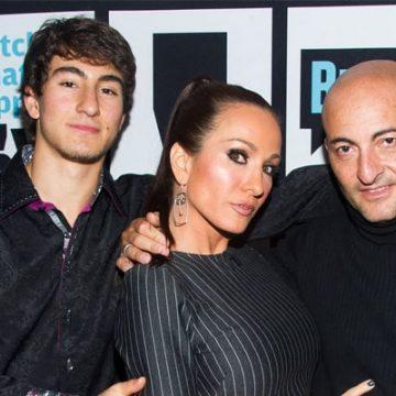 Meet Giovanni Aprea – Photos Of Teresa Aprea's Son With Rino Aprea