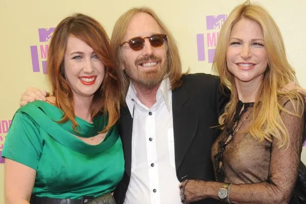 Tom Petty's wife Dana Petty and daughter Adria Petty