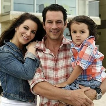 Meet Greysun James Christopher – Photos Of Tyler Christopher's Son With Wife Brienne Pedigo
