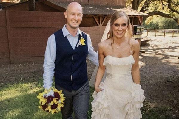 Kati Morton got married on July 13, 2013
