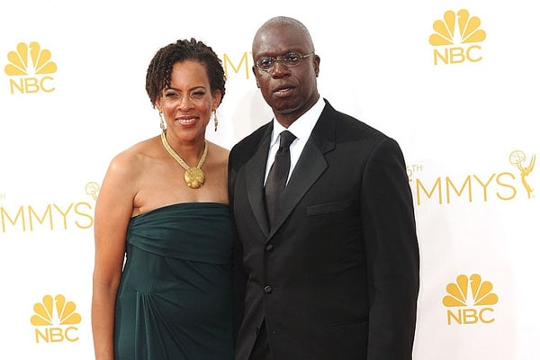 Andre Braugher's sons, Michael Braugher, Isaiah Braugher and John Wesley Braugher