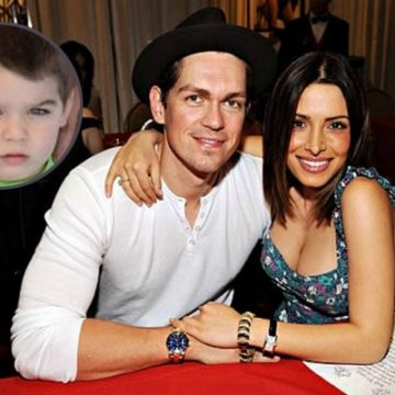 Meet Knox Blue Howey – Photos Of Sarah Shahi's Son With Husband Steve Howey