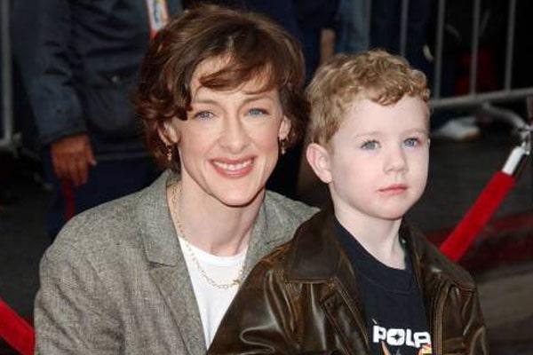 Joan Cusack's Son Miles Burke