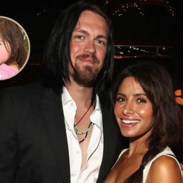 Meet Violet Moon Howey – Photos Of Sarah Shahi's Daughter With Husband Steve Howey