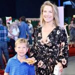 Ali Larter's son Theodore Hayes MacArthur