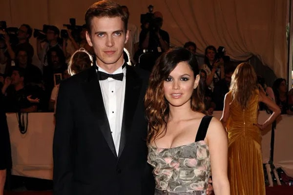 Rachel Bilson's Daughter Briar Rose Christensen with Hayden Christensen