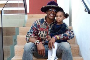 Cameron Newton's Daughter Sovereign-Dior Cambella Newton