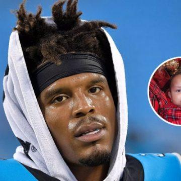 Meet Cashmere Saint Newton – Photos Of Cam Newton's Son With Baby Mama Kia Proctor