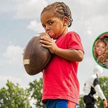 Meet Chosen Sebastian Newton – Photos Of Cam Newton's Son With Baby Mama Kia Proctor