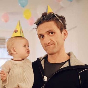 Meet Francine Neistat – Photos Of Casey Neistat's Daughter With Wife Candice Pool