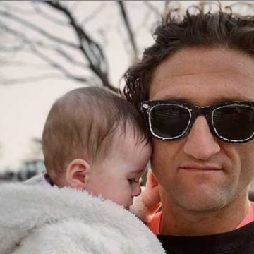 Meet Georgie Neistat – Photos Of Casey Neistat's Daughter With Wife Candice Pool