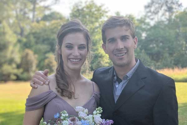 Chris Ulmer's wife Alyssa Porter