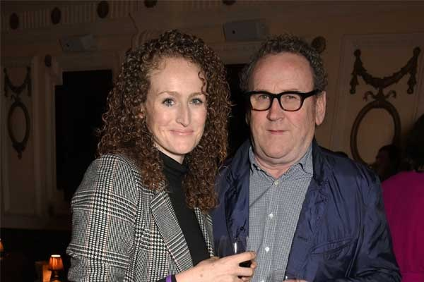 Colm Meaney's daughter Brenda Meaney