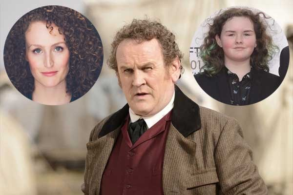 Colm Meaney's daughters