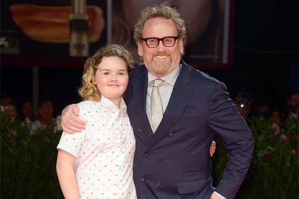 Colm Meaney's daughter Ada Meaney