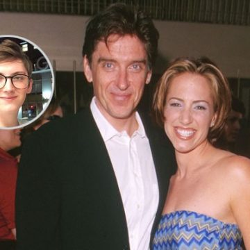 Meet Milo Hamish Ferguson – Photos Of Craig Ferguson's Son With Ex-wife Sascha Ferguson