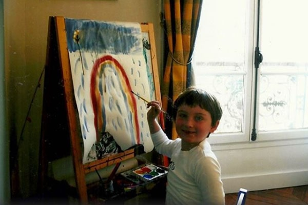 Craig Ferguson's Son Milo Hamish Ferguson