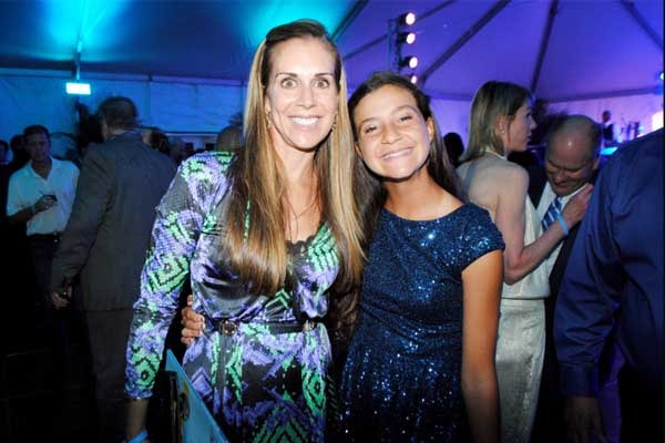 Dick Vital's daughter Sherri Vital