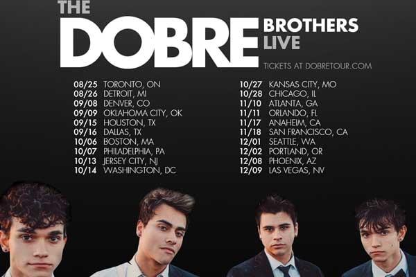 Dobre Brothers' concert
