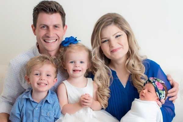 Erin Bates' children