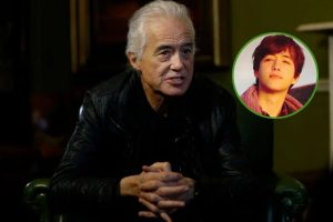 Jimmy Page's Son James Patrick Page III