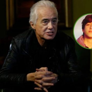 Meet James Patrick Page III – Photos Of Jimmy Page's Son With Ex-Wife Patricia Ecker