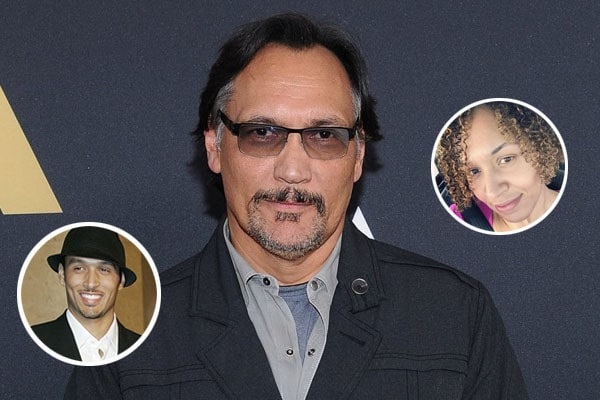 Jimmy Smits' Children, Son Joaquin Smits And Daughter Taina Smits