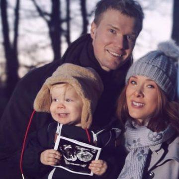 Meet Aatos Suotamo – Photos Of Joonas Suotamo's Son With Wife Milla Pohjasvaara