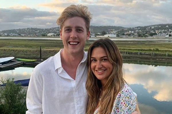 Joshua Pieters' Girlfriend Eleanor Butler