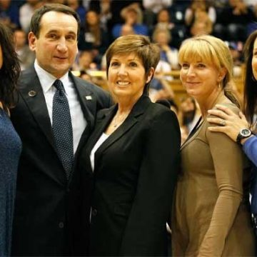 Meet All Of Mike Krzyzewski's Children. Where And What Are They Doing?
