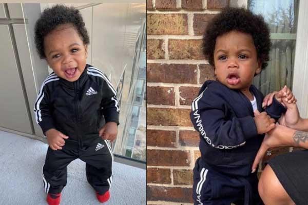 NBA YoungBoy's son Kacey Alexander Gaulden