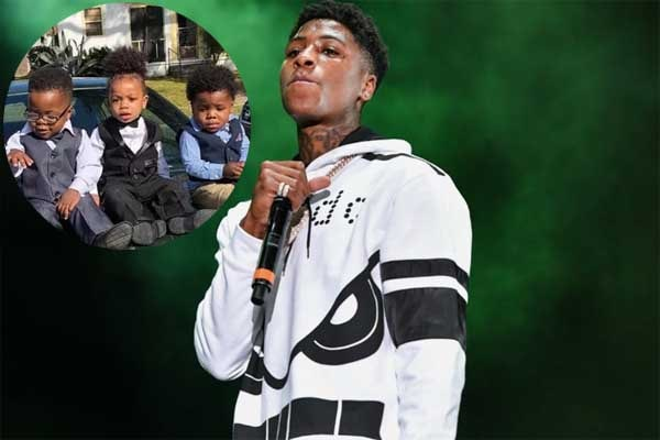 NBA YoungBoy's sons
