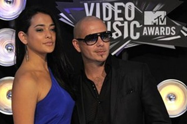 Pitbull's Daughter Destiny Perez